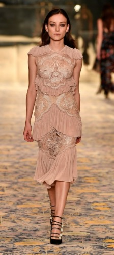 Alice McCall ruffle magic